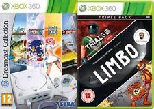 Dreamcast Collection & ensayos Hd + + Limbo Splosion Man Xbox 360 PAL