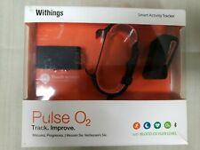Withings Pulse O2 Black Activity Tracker