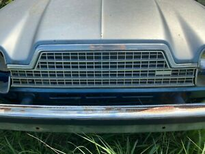 AMC Pacer Grill Grille