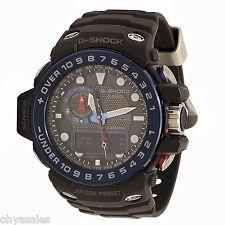 Casio G-Shock Gulfmaster GWN-1000B-1B Triple-Sensor Smart Access Wristwatch