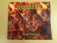 CD / BODYFARM - BATTLE BREED