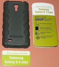 Body Glove DropSuit Case for Samsung Galaxy S4 Mini, one piece slip on, Gray