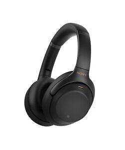 Sony WH-1000XM3 Over the Ear Wireless Headphones - Black