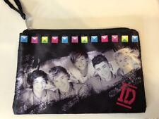 1D - One Direction -  Clutch Bag/Purse/Handbag- Black