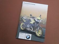 BMW R1150R Rockster Bedienungsanleitung