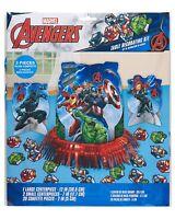 Marvel Avengers Table Decorating Kit 23 Piece Centerpiece Party Supplies