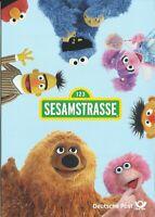 Deutsche Post Erinnerungsblatt 3/2020 - Sesamstrasse -