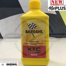 BARDHAL XTC C60 10W40 OFF ROAD Olio Motore Moto Fuoristrada Cross Enduro 4T 1 Lt