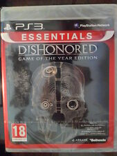 Dishonored Game of the Year Edition Goty Nuevo PS3 Aventura acción PAL España