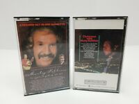 Marty Robbins Cassette Tapes Lot of 2 A Lifetime of Song (1951-1982) & Christmas