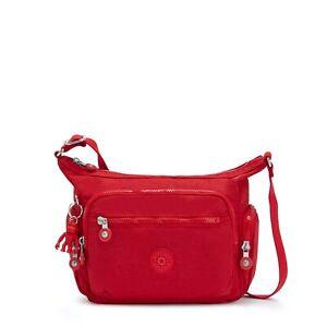Kipling GABBIE S Shoulder/Across Body Bag RED ROUGE RRP £83