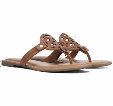 Report Genie Sandal Tan Cut-out Design Women's Size 6 M New $39.99