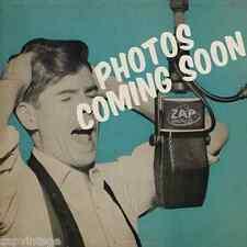 Vintage Napa Valley WOOD Box Cassette Deck Storage ORGANIZER Crate (Stamped)