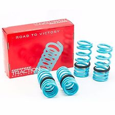 GODSPEED TRACTION-S LOWERING SPRINGS FOR 370Z 09-16 Z34 / G37 COUPE 08-13 V36