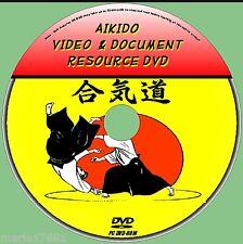 Yoshinkan AIKIDO SUPERBA PC DVD-ROM risorsa, Video & LIBRO formazione-universitarie NUOVO