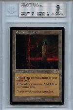 MTG Urza's Saga Phyrexian Tower BGS 9.0 (9) Mint WOTC Magic 8474