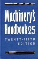 Machinery's Handbook 25  - by Oberg