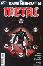 DARK NIGHTS METAL ISSUE 1 - SOLD OUT 1:100 B&W MIDNIGHT RELEASE BATMAN VARIANT
