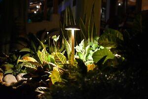 Naxos pathlights DIY resort light kit 4 outdoor landscape lighting w transformer