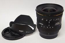 SIGMA 10-20 mm/4-5,6 EX DC Objectivement Pour Pentax d'occasion en neuf dans sa boîte