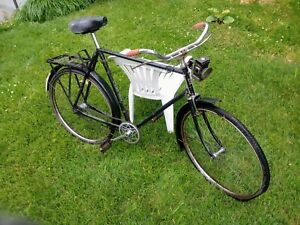 Antique Royal Enfield bicycle