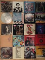 20 LP LOT 60s Pop Psych Collection Who Moby Grape Pentangle HumanBeinz CSN Kinks