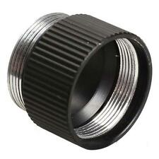 2ps Extension Ring Tube Joint Adapter Rechargeable for Bright Flashlight 18650~