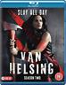 Van Helsing: Season Two (UK IMPORT) BLU-RAY NEW