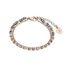 s.Oliver Jewel Damen Armband Armkette Edelstahl IP Rosé 2018351
