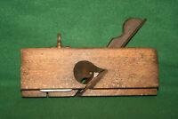 "Antique Vintage Ca1880 Ohio Tool 7/8"" Skewed Cutter Dado Moulding Plane Inv#ES31"