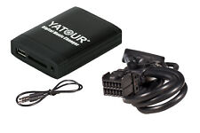 Yatour USB SD AUX Adapter for Ford 12 Pin