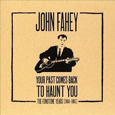 Your Past Comes Back to Haunt You: The Fonotone Years, 1958-1965 [Box] by John Fahey (CD, Oct-2011, 5 Discs, Dust-to-Digital)