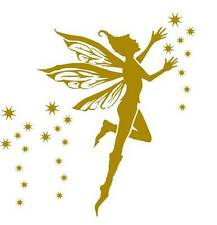 Fairy Fairies in choice of colours car graphics, vinyl sticker, decals, graphics