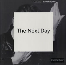 DAVID BOWIE THE NEXT DAY LIMITED DELUXE EDITION  3 BONUS TRACKS