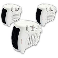 3 X 2KW 100W/2000W Calentador Portátil Silencioso Eléctrico Ventilador Calefactor Hot & Cool en posición vertical