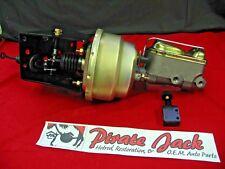 1966-77 Ford Bronco Power Brake Conversion Kit Firewall Mount & Adjustable Valve