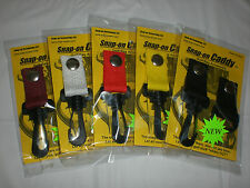 """Golf Bag Hanger Accessory-""""Snap-On CADDY"""""""