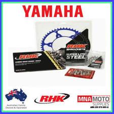 Yamaha WR450F 1999 - 2017 14/50 RHK MX Chain Steel Sprocket Kit