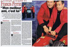 COUPURE DE PRESSE CLIPPING 1996 R.GIRAUD-F.PERRIN mon meilleur ami c est lui  2p