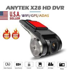 New listing Fhd 1080P X28 150° Dash Cam Car Dvr Camera Recorder WiFi Adas G-sensor Us