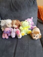 (Lot of 8 Stuff Animals ), mix lot See Photo for details