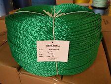 Braided rope 1/4 inch diameter 1800ft