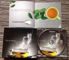 V.V.A.A. / TEA & TONES - CD (Germany 2009 - In-akustik compilation)