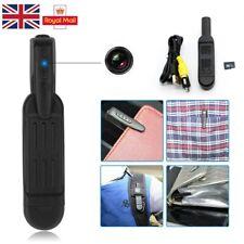 Mini Pocket Pen Camera HD 1080P Spy Hidden Portable Body Recorder Video DVR New