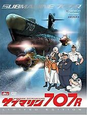 Submarine 707R The Movie Limited Edition DVD NEW factory sealed