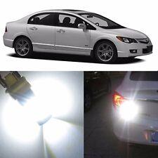 Alla Lighting Back-Up Reverse  Light 7440 Super White LED Bulbs for Acura CSX EL