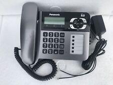 Panasonic KX-TG1061M DECT 6.0 Corded Works With Panasonic KX– TGA106