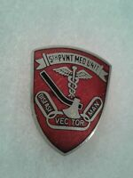 Authentic US Army 5th Preventive Medicine Unit DI DUI Insignia Crest NH