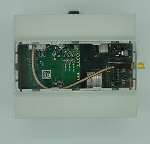 RaspberryMatic CCU3 Raspberry Pi4 4GB Hutschienengehäuse ext. Stabantenne