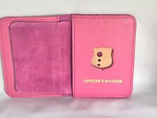 NY Police Officer Mini Shield  Officer Mother  Bi-fold Wallet - 2018